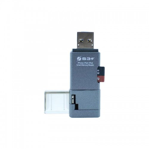 PENDRIVE S3+ S3SPM0008GY APPLE&ANDROID